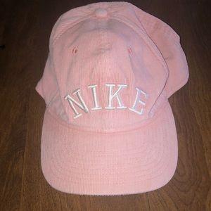 NWOT Nike Sportswear corduroy hat